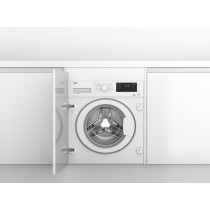 Beko WDIC752300F2 Built In 1200 Spin 7kg Wash 5kg Dry Washer Dryer