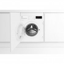 Beko WIC74545F2 Built In 1400 Spin 7kg Washing Machine