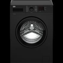 Beko WTK72041B 1200 Spin 7kg Black Washing Machine
