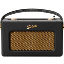 Roberts Revival RD70 DAB/FM Retro Radio - Black