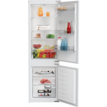Zenith ZICSD373 Built In 54cm Static Fridge Freezer