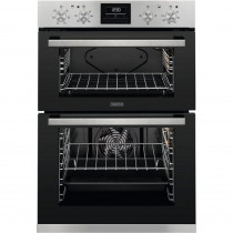 Zanussi ZOA35660XK Built In Double Oven