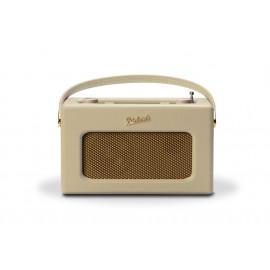 Roberts Revival RD70 DAB/FM Retro Radio - Pastel Cream