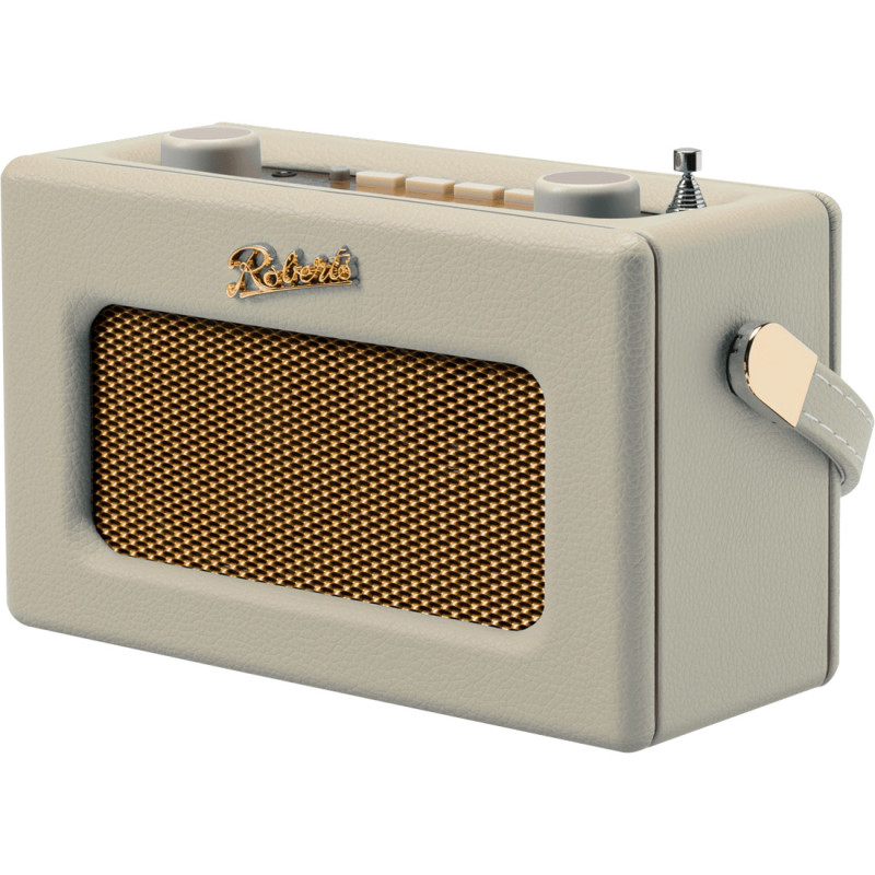 buy roberts revival uno dab fm retro radio pastel cream. Black Bedroom Furniture Sets. Home Design Ideas
