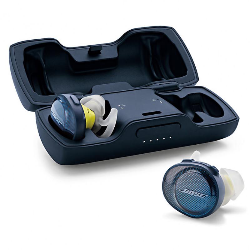 Bose SoundSport Free wireless headphones - Blue
