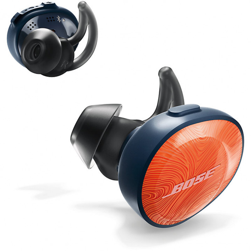 Bose SoundSport Free wireless headphones - Orange