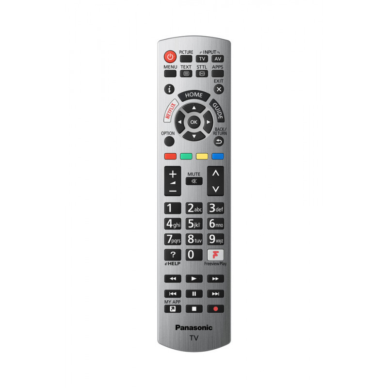 "Panasonic TX-55FX700B 55"" 4K LED TV Remote"