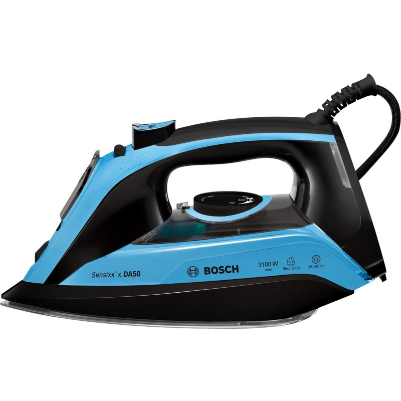 Bosch TDA5073GB 3100 Watts 200g Steam Iron