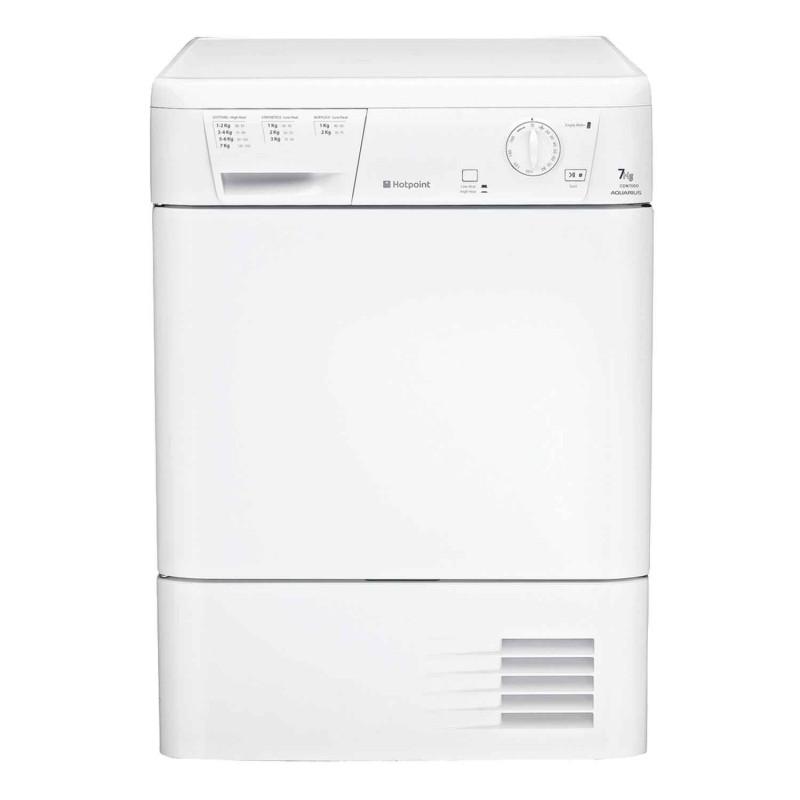 Hotpoint CDN7000BP 7kg Condenser Tumble Dryer