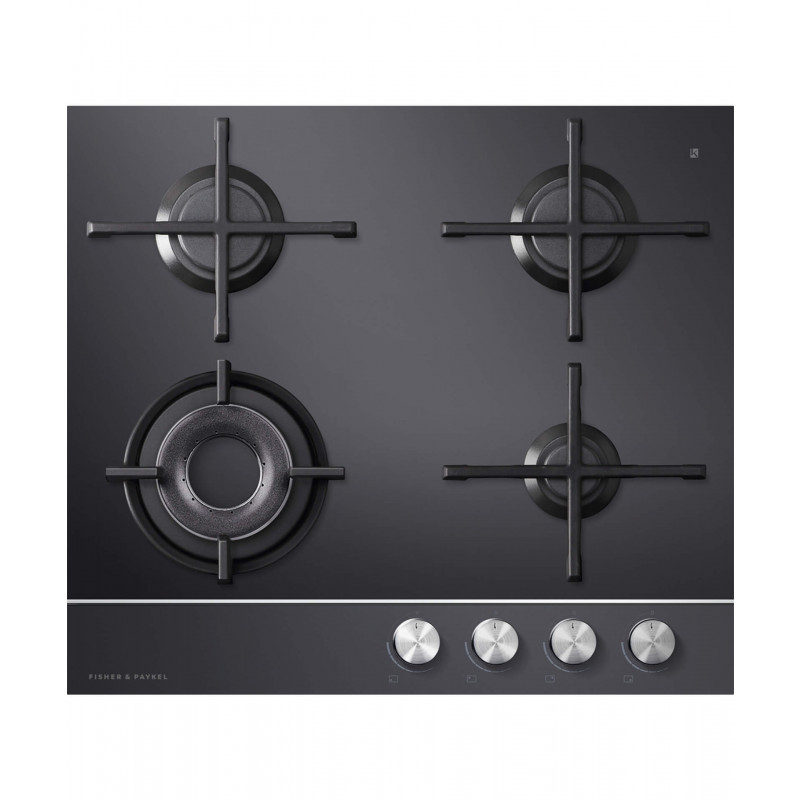 Fisher & Paykel CG604DNGGB1 Series 9 60cm Gas Hob
