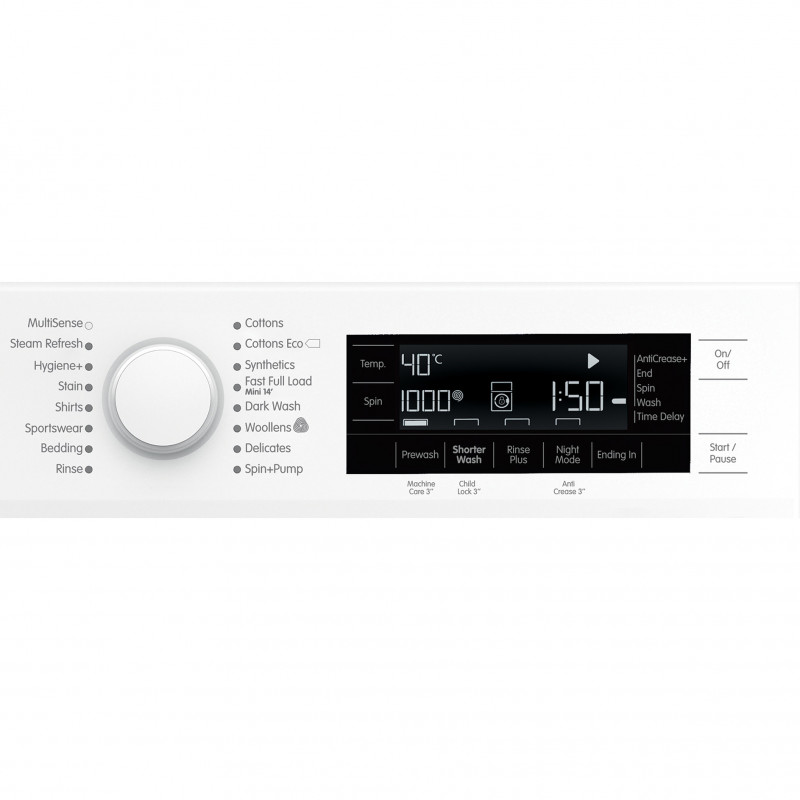 Blomberg LWF411452AW 1400 Spin 11kg Washing Machine