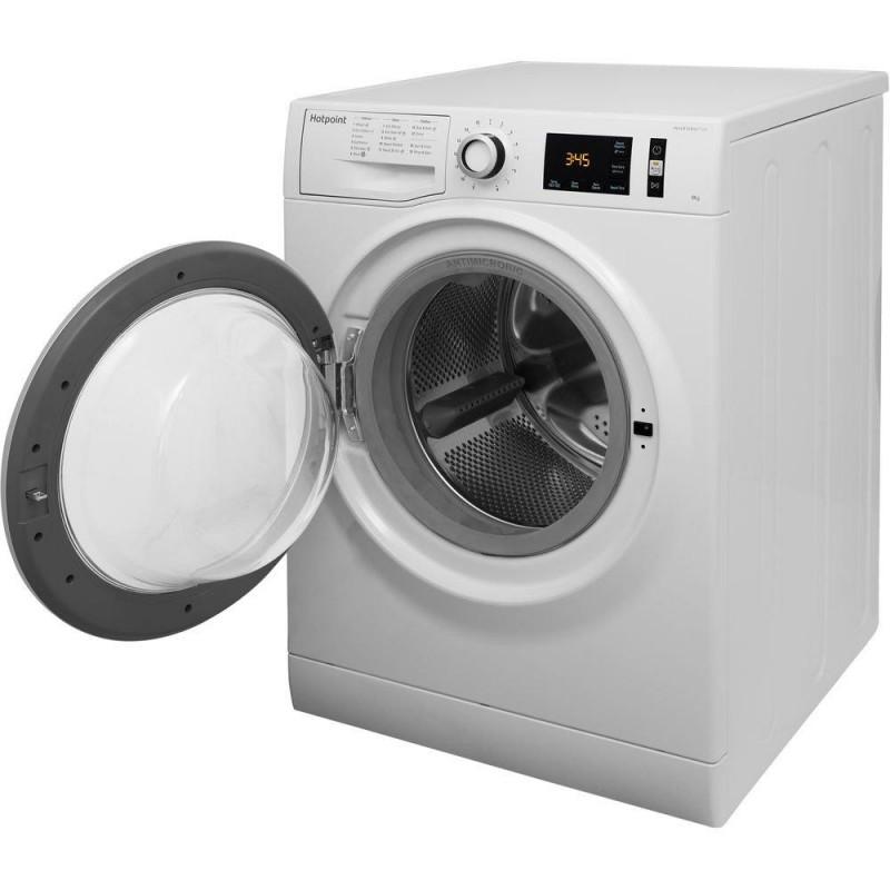 Hotpoint NM11946WSA 1400 Spin 9kg Washing Machine
