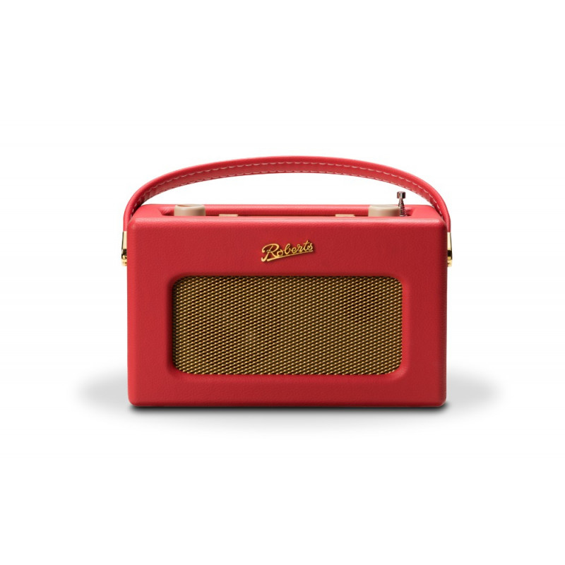 Roberts Revival RD70 DAB/FM Retro Radio - Classic Red