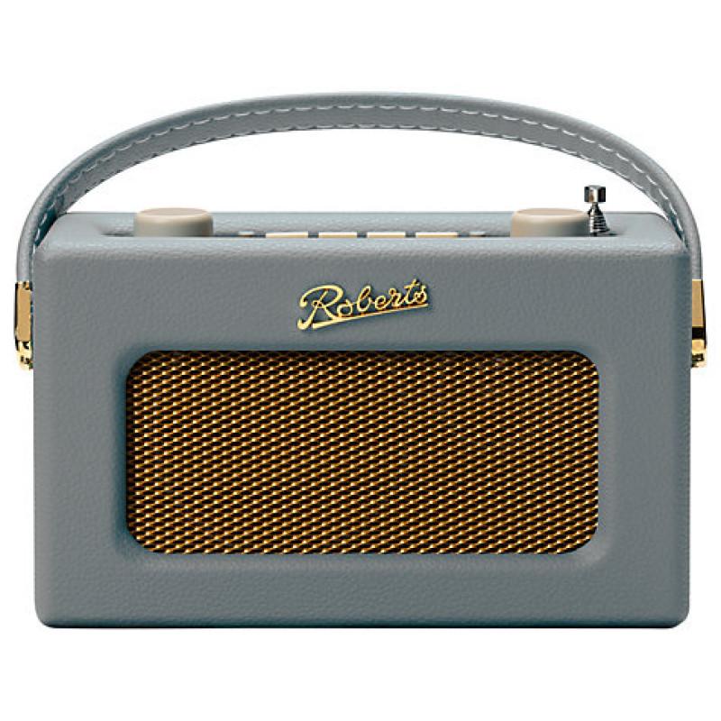 Roberts Revival Uno DAB/FM Retro Radio - Dove Grey