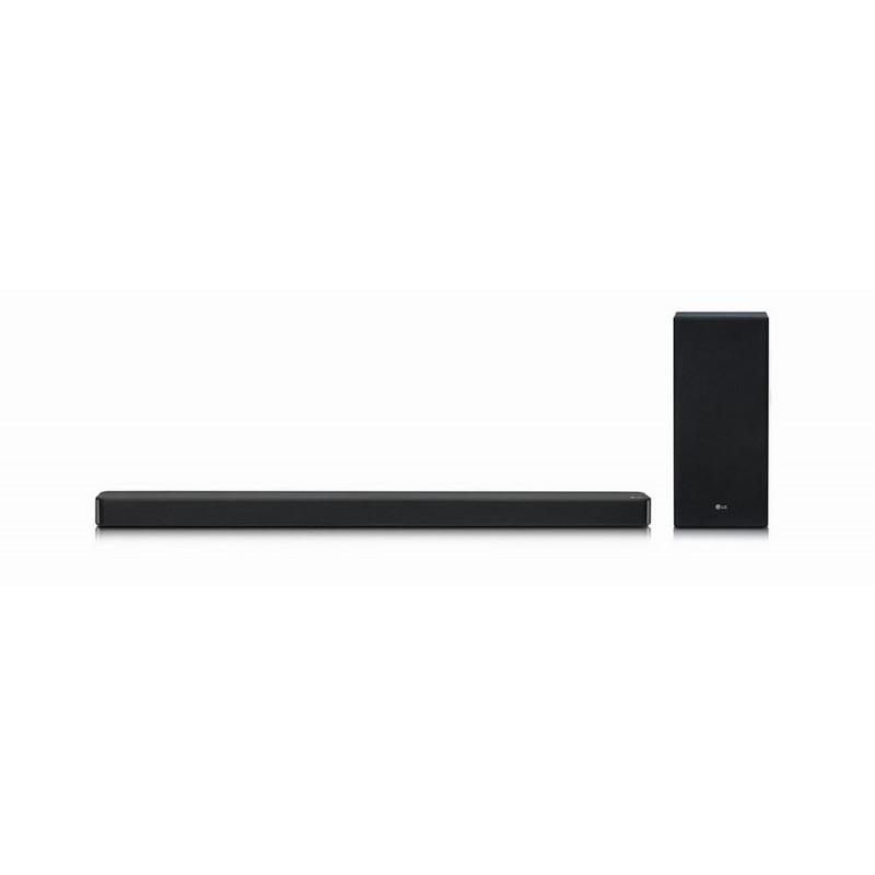 LG SL6YDGBRLLK Flat Soundbar