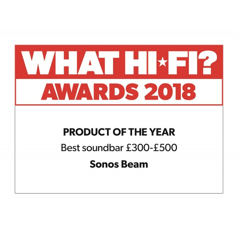Sonos Beam What Hi-Fi Award Winner