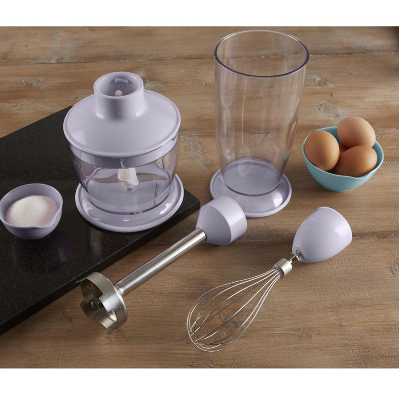 Fearne by Swan SP21040LYN Swan 3-in-1 Stick Blender in Lily