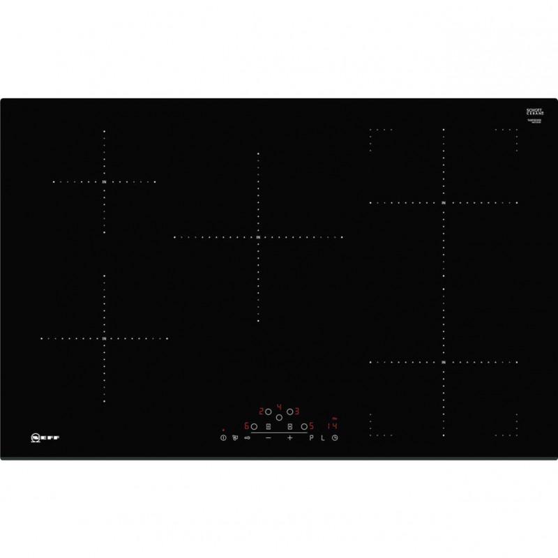 buy neff t48fd23x0 80cm induction hob. Black Bedroom Furniture Sets. Home Design Ideas