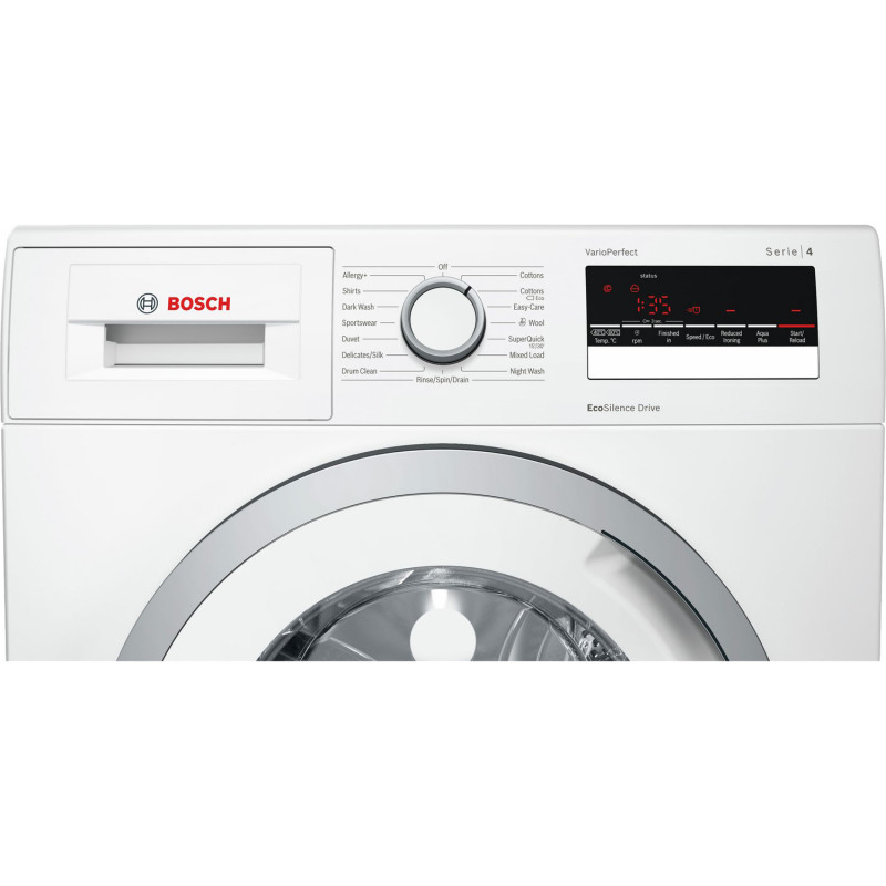 Bosch WAN28201GB 1400 Spin 8kg Washing Machine