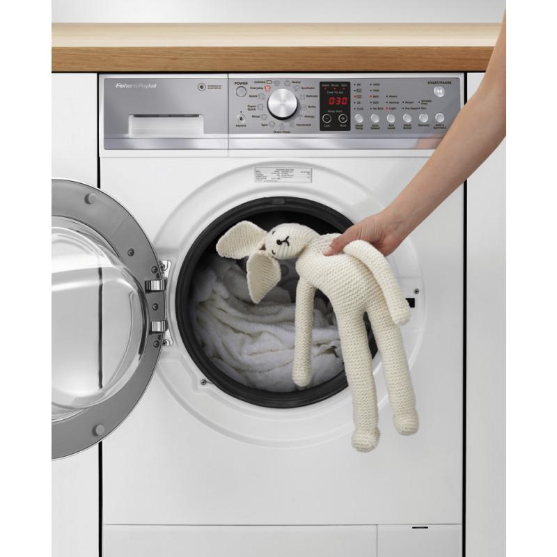 Fisher & Paykel WM1480P1 1400 Spin 8kg Washing Machine