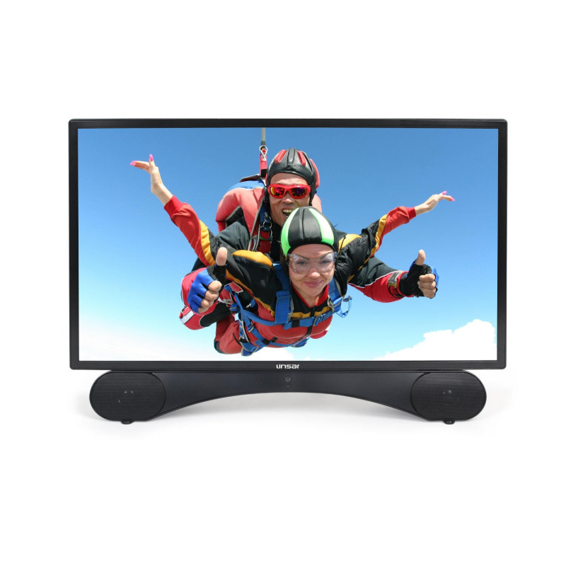 "Linsar X24DVDMK2 24"" Full HD LED Television with Built-in DVD Player"