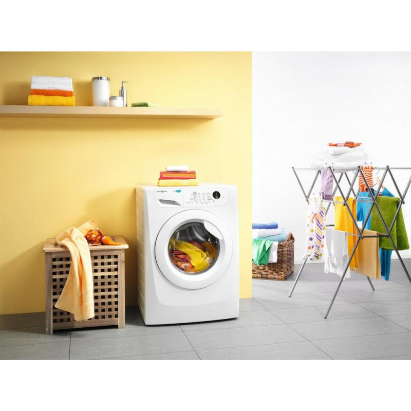 Zanussi ZWF91283W 1200 Spin 9kg Washing Machine