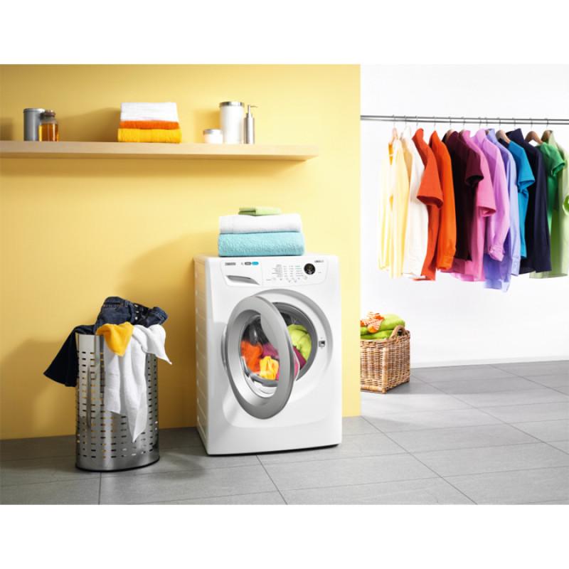 Zanussi ZWF91483WR 1400 Spin 9kg Washing Machine