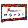 "Panasonic TX-55FX700B 55"" 4K LED TV Side on Freeviw Play"