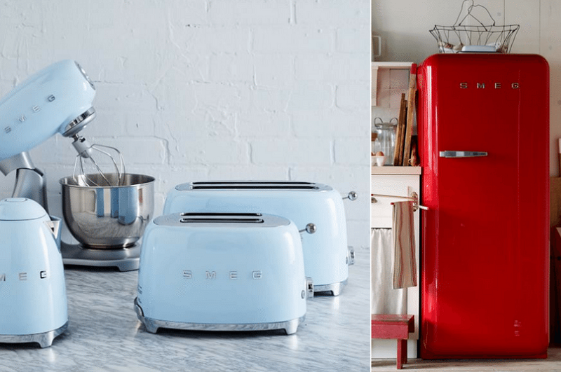 Small Appliances & Retro Refrigeration