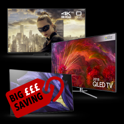 Black Friday Deals on Televisions