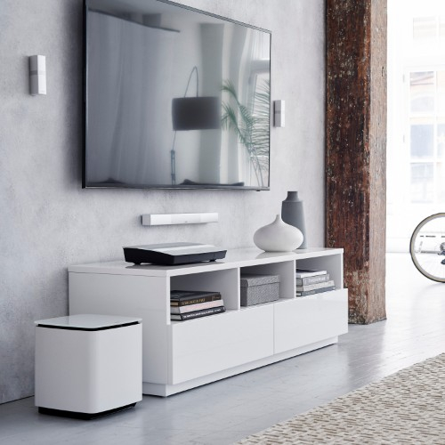 Be blown away by the Bose Lifestyle 600 in our showroom