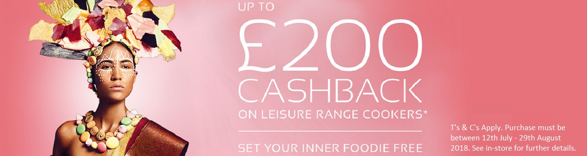 Leisure Cashback Promotion