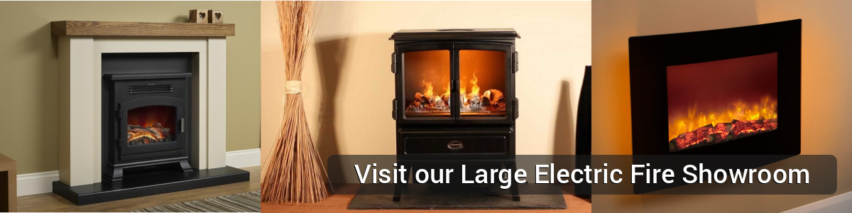 Dimplex, Elgin & Hall and Be Modern Electric Fires