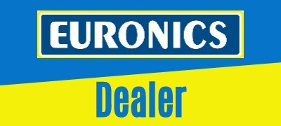 We're a Euronics Agent