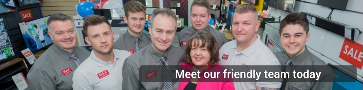 Meet the Max Electrical Team