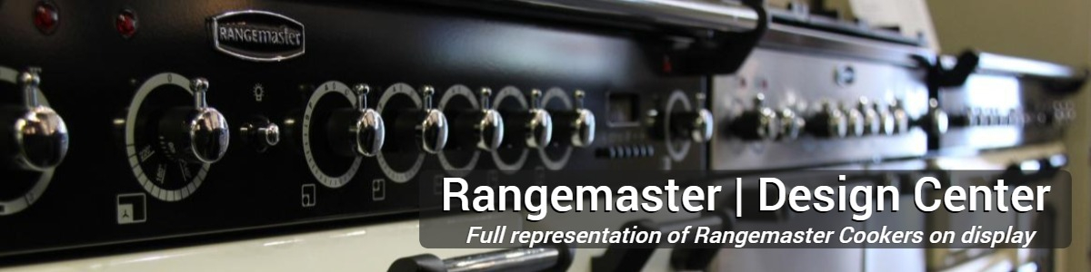 We are a fully Authorised Rangemaster Design Centre - Lutterworth, Leicester
