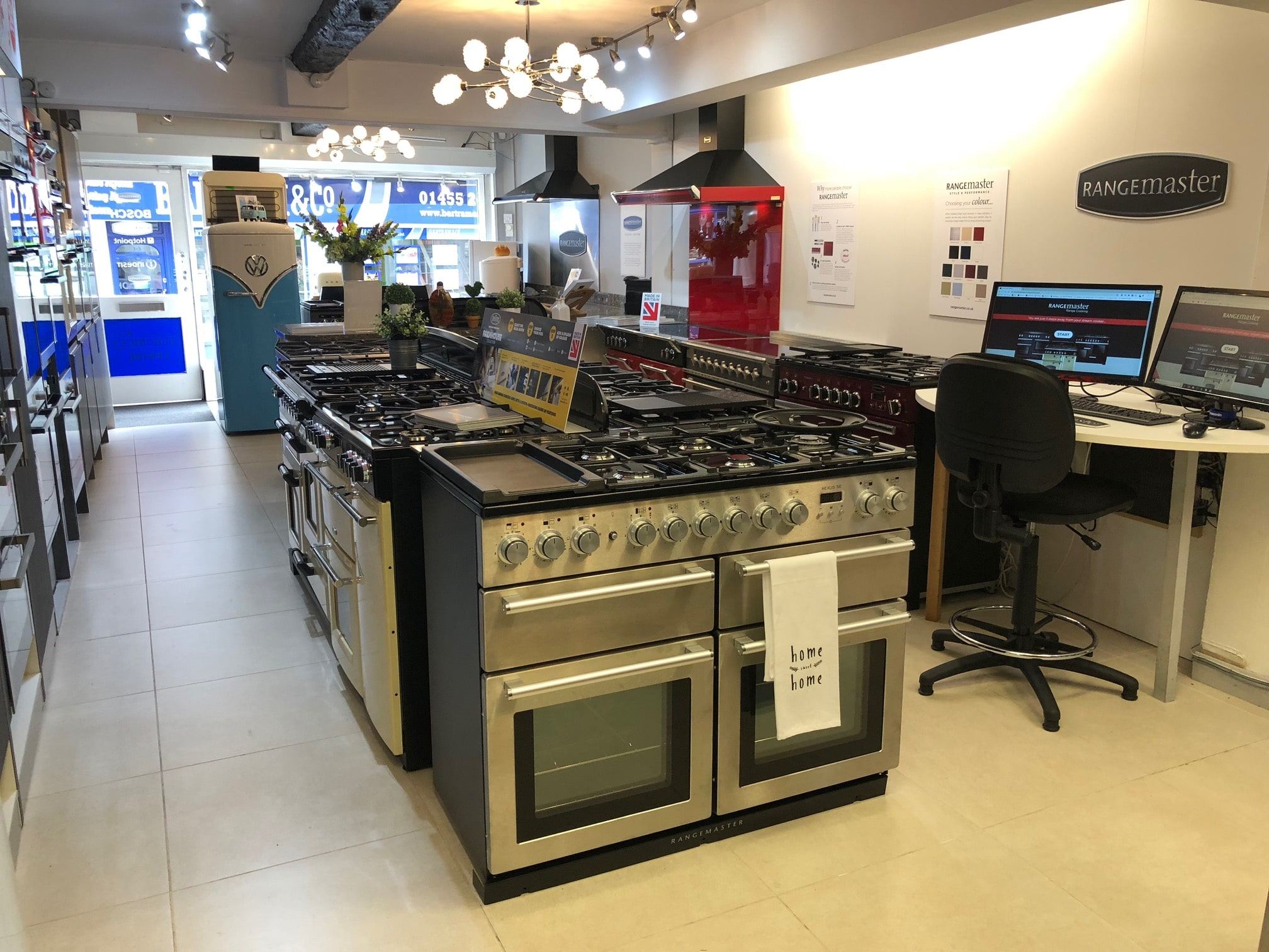 Speak to the Rangemaster Experts