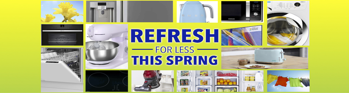 Refresh for less this Spring