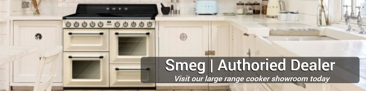 We are a fully Authorised Smeg Dealer - Lutterworth, Leicester