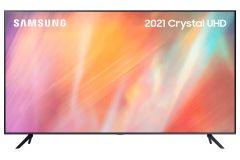 "Samsung UE43AU7100KXXU 43"" UHD 4K HDR LED Smart TV"
