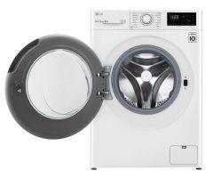 LG F4V308WNW 1400 Spin 8kg Washing Machine