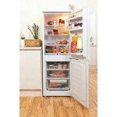 Indesit IBD5515W1 55cm Static Fridge Freezer