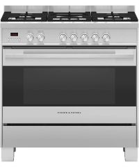 Fisher & Paykel OR90SDG4X1 90cm Dual Fuel Range Cooker