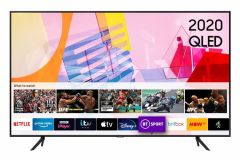"Samsung QE85Q60TAUXXU 85"" 4K QLED TV"