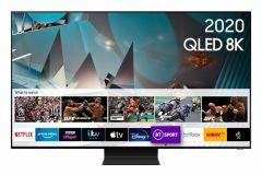 """Samsung QE75Q800TATXXU 75"""" 8K QLED TV"""