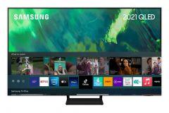 "Samsung QE55Q70AATXXU 55"" UHD 4K Quantum HDR QLED Smart TV"