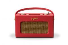Roberts Revival RD70 DAB/FM Retro Radio - Classic Red