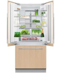 Fisher & Paykel RS80A2 Built In 80cm Frost Free French Door Fridge Freezer