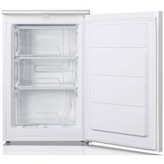 Lec U5517W 55cm Under Counter Static Freezer