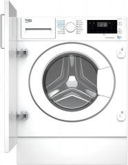 Beko WDIK752121F Built In 1200 Spin 7kg Wash 5kg Dry Washer Dryer